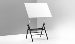 Collapsible drafting tables