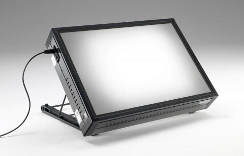 Piano luminoso portatile Rack