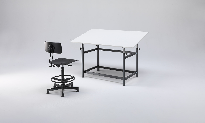Tavoli da disegno tavoli architetto tavoli a cavalletto emme