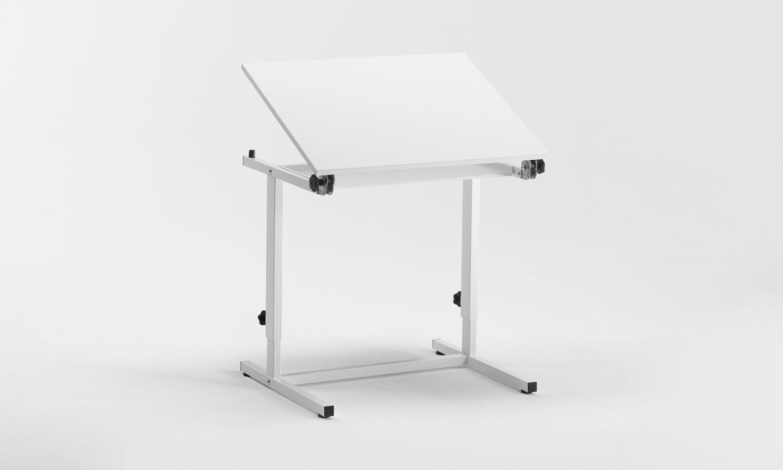 Tavoli scuola per disegno banchi scuola per aule - Tavolo da disegno con tecnigrafo ...