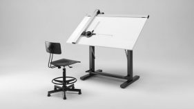 Technical furniture: drafting tables production