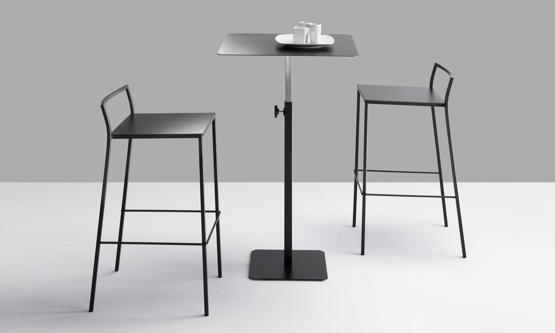 Soluzioni arredo contract e ufficio di design emme italia for Tavoli design low cost