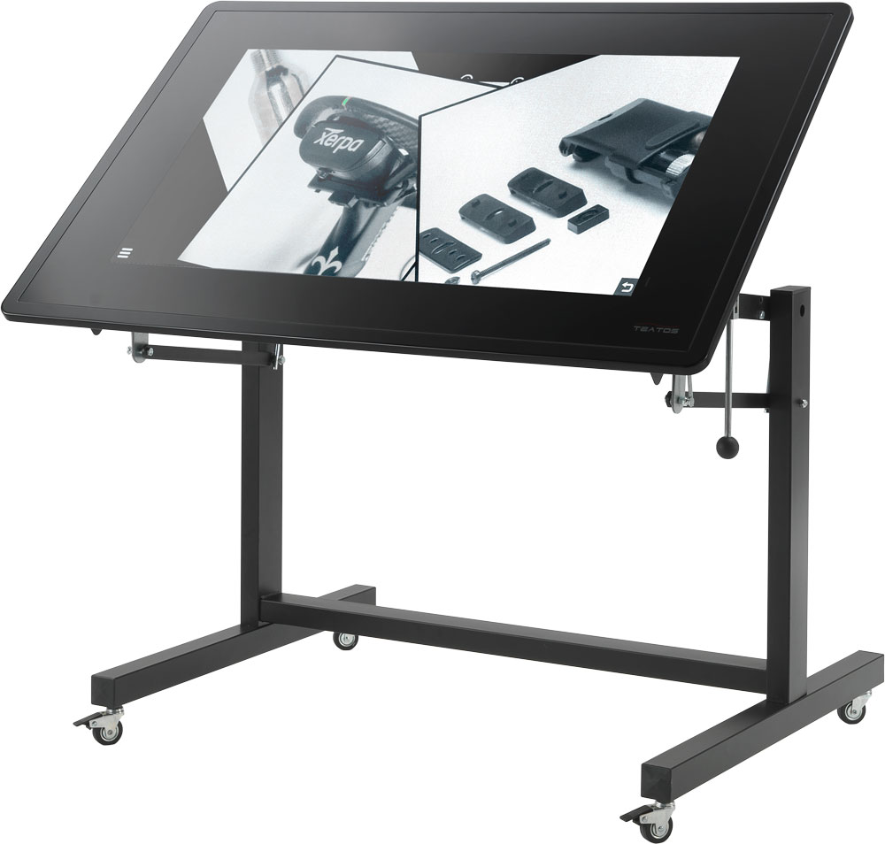 Contract furniture solutions: touch screen table