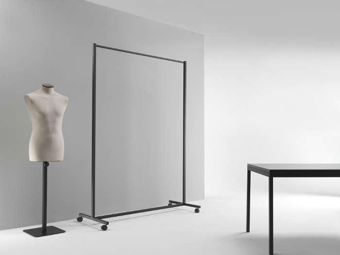 soluzioni d'arredo per industria tessile e settore moda