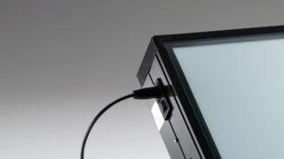 tavoli con piano luminoso a LED