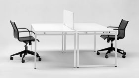 Office furniture Italy, office desks and meeting tables