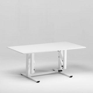 Scrivania seduto / in piedi, regolabile ed ergonomica