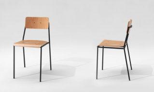 Sedie per contract ristorazione HoReCa di design