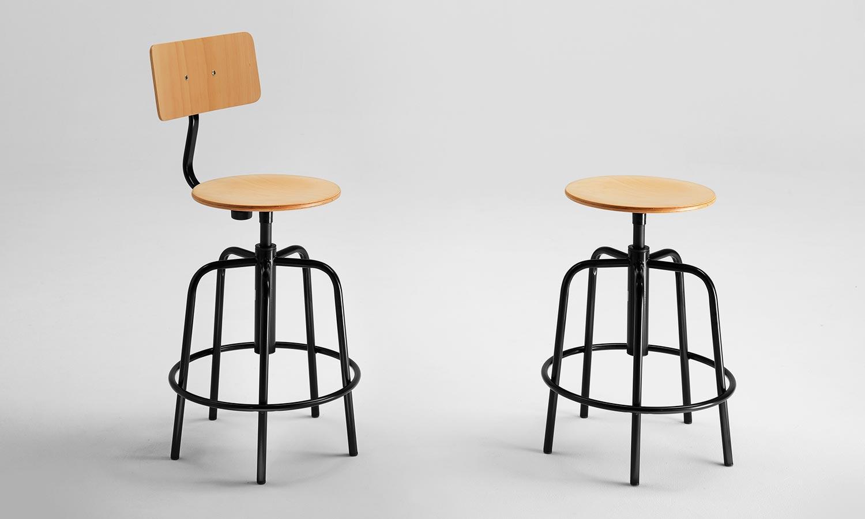 Tavoli per sgabelli perfect americano retro bar in legno sgabello