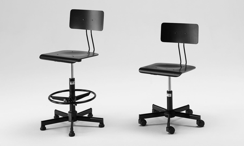 Contract horeca sedie sgabelli e tavoli per la for Sgabelli da ufficio regolabili