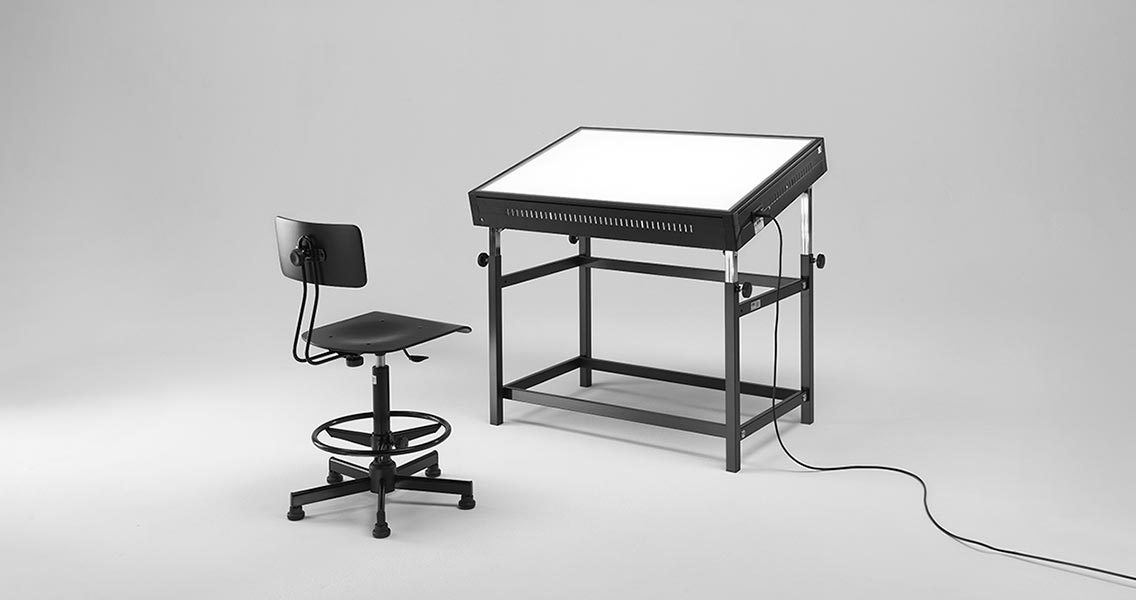 Technical furniture - Light table Emme Italia