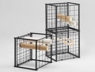 Archivi modulari per tubi portadisegni