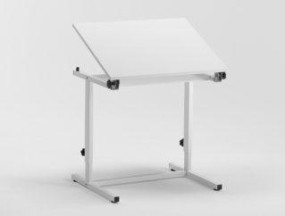 Arredi scolastici innovativi: tavolo regolabile polifunzionale