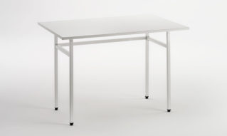 Folding school desk